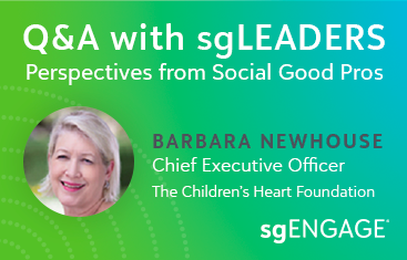 nonprofit leadership, philanthropic leadership, professional development, sgLEADERS